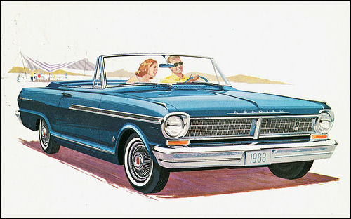 acadians are retrimmed chevy iis offered as a base model mid priced. Cars Review. Best American Auto & Cars Review