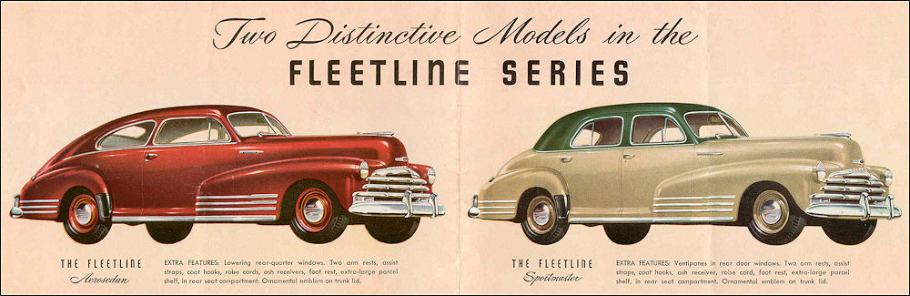 1947 chevy fleetline aerosedan inspiration retro rides for 1947 chevy fleetline 4 door