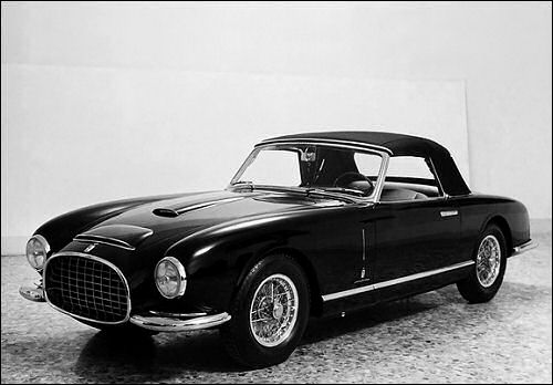 342America Cabriolet by Pinin Farina (#0234AL)