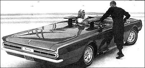 1958 Mercury Monterey Super Marauder - YouTube