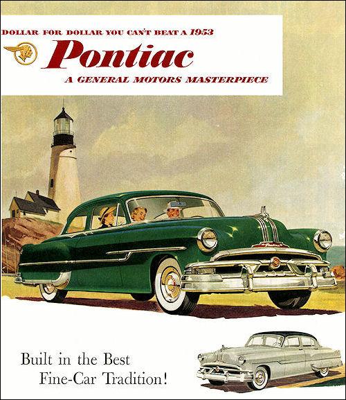 Pontiac 1953