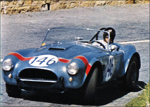Dan Gurney Targa Florio Cobra