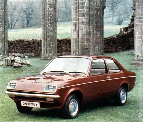 Vauxhall 1976