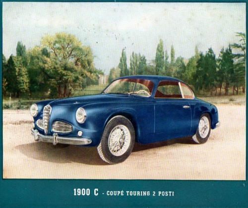 Alfa Romeo 1953