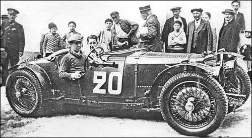 Aston Martin 1934
