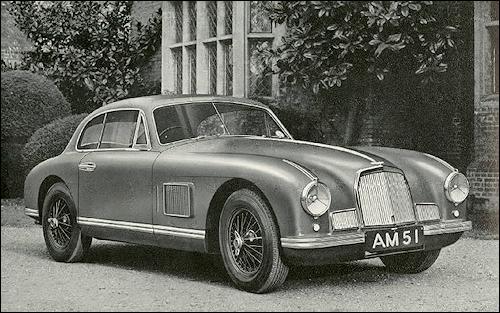 Aston Martin 1951