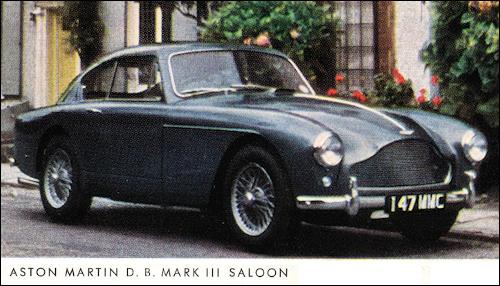 Aston Martin - 1957 aston martin