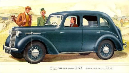 Austin 1939