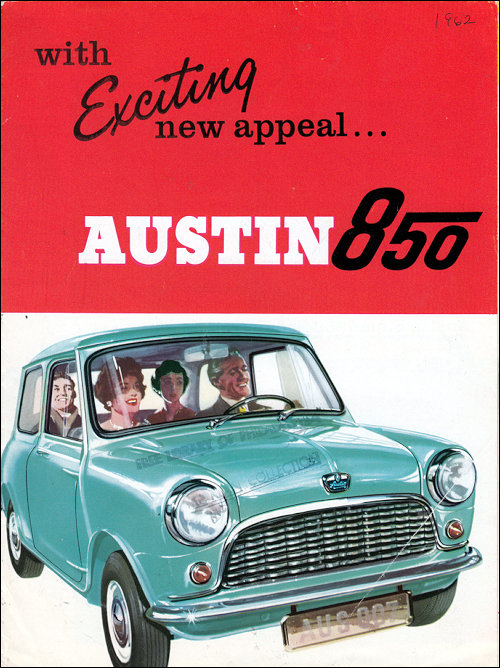Austin 1962