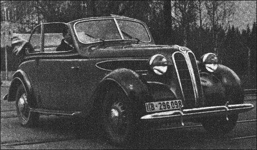 BMW 1941