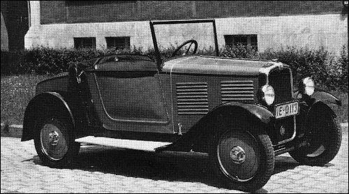 Brennabor 1931