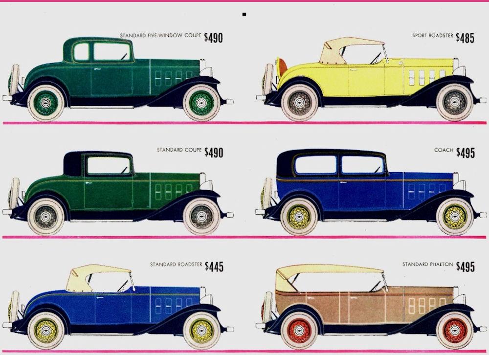 Chervrolet 1932