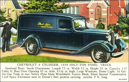 Chervrolet 1934