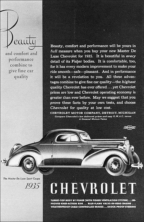 Chervrolet 1935