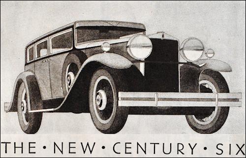 Hupmobile 1931