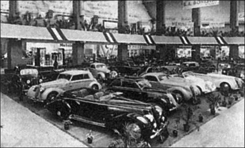 Lancia 1936