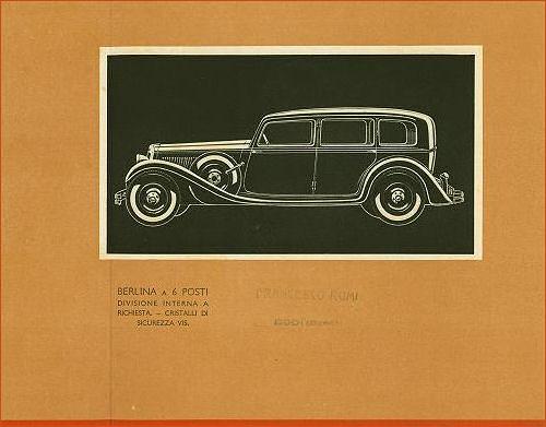 Lancia 1933