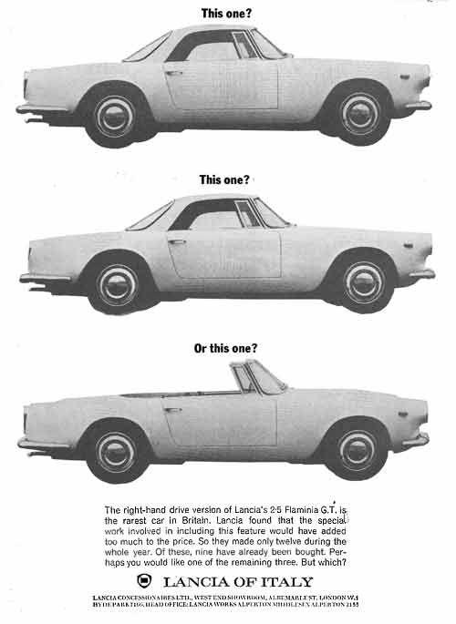Lancia 1963