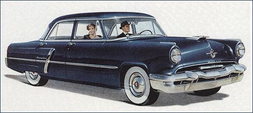 Lincoln 1952