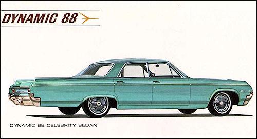 Oldsmobile 1964