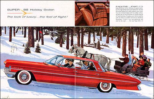 Oldsmobile 1961
