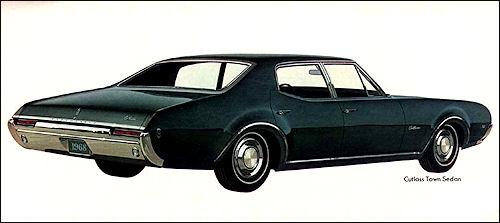 Oldsmobile 1968