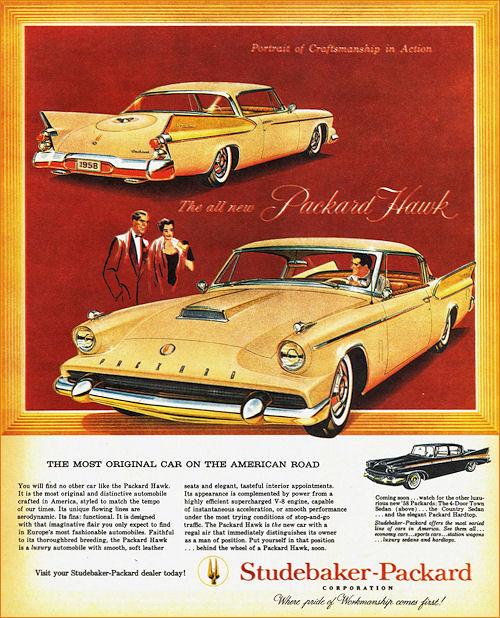 Packard 1958