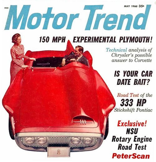 Plymouth 1960
