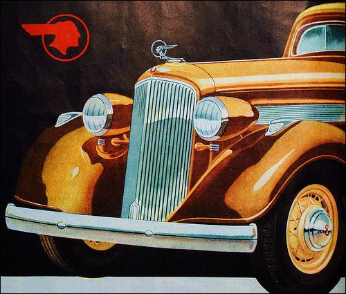Pontiac 1934