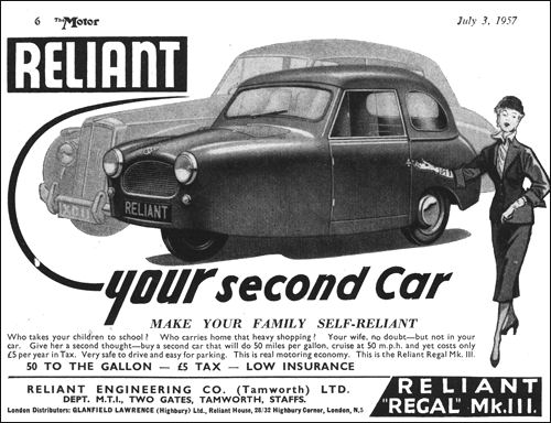 Reliant 1957