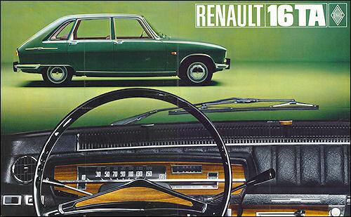 renault 1969