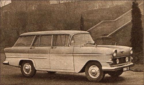 Car Radiator Cost >> Vauxhall 1960